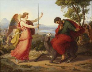 בילעם והמלאך